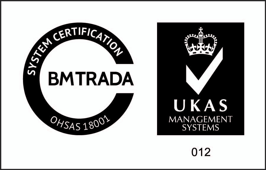 Hotchkiss are OHSAS 18001 accredited